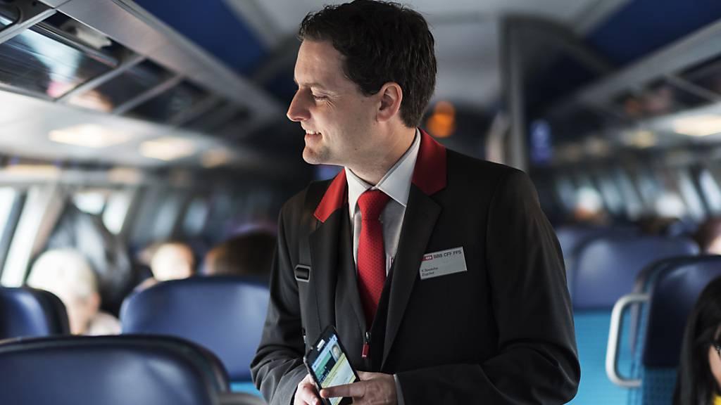 SBB stellen trotz Passagierzunahme immer weniger Zugbegleiter ein