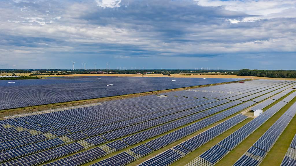 Alpiq erwirbt Photovoltaik-Anlage in Spanien (Symbolbild)