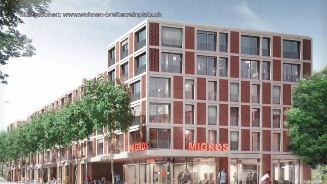 Überteuerte Wohnungen am Breitenrainplatz
