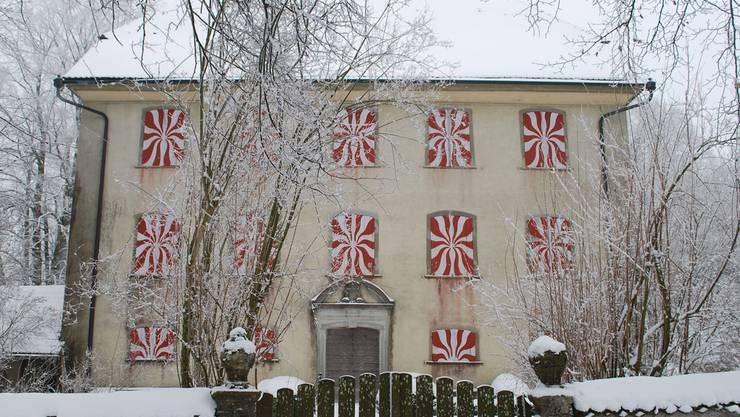 Das Schloss Horben liegt in der Gemeinde Beinwil im Freiamt und ist öffentlich nicht zugänglich.