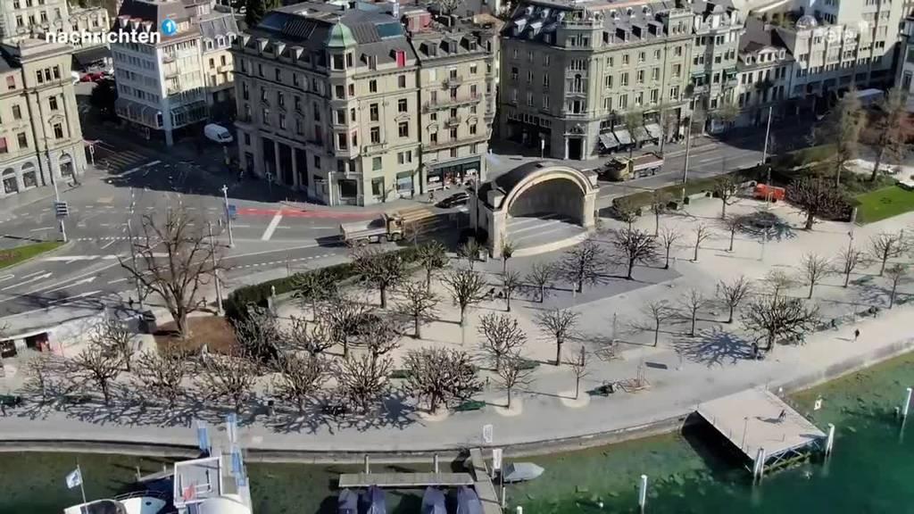 Vision des Luzerner Theaters auf dem Kurplatz
