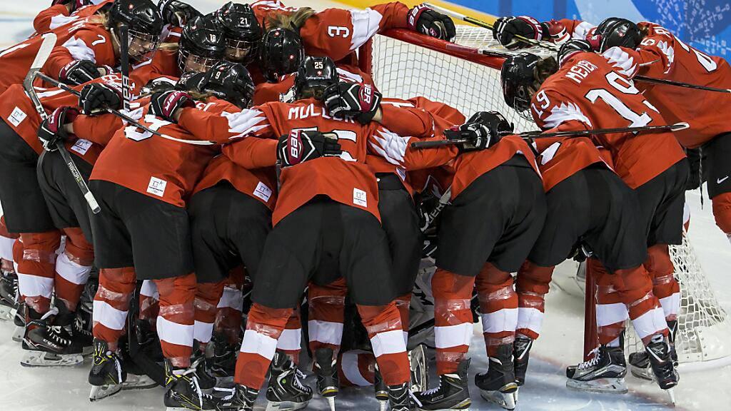 Trotz fehlender Wettkampfpraxis: Die Schweizer Frauen-Nationalmannschaft traut sich an der WM in Calgary etwas zu