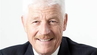 Er hört auf: Benedikt Weibel, Verwaltungsratspräsident der Schweizerischen Rheinhäfen.