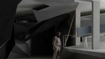 """Am """"designer's saturday"""" in Langenthal zeigen rund 70 Aussteller ihre neuesten Design-Kreationen - hier beispielsweise Wandpaneele, welche die Raumakustik kontrollieren. (z.V.g. acousticpearls)"""