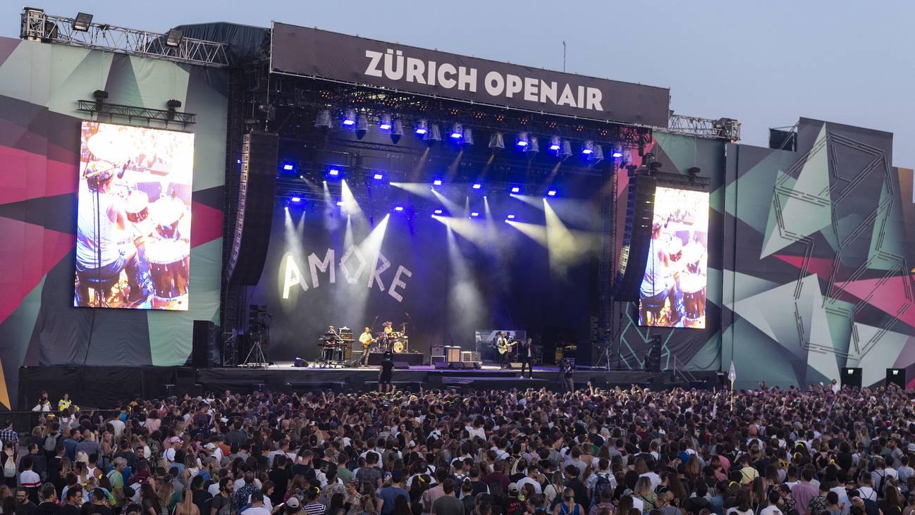 Das Zürich Open Air wird erneut abgesagt.