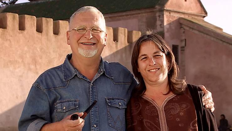 Jean-Marie Suter und Cornelia Breitschmid haben in Marokko ihr neues Zuhause gefunden.