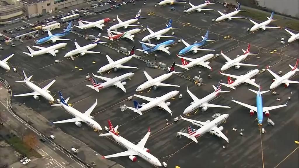 Keine 737 Max mehr: Boeing stellt Produktion vorläufig ein
