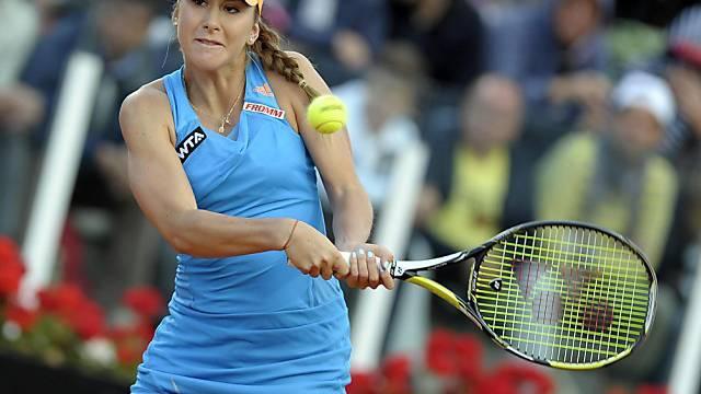 Belinda Bencic scheiterte in Nürnberg bereits in der Startrunde