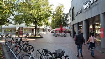 Am 22. September wird es auf dem Neumarktplatz Ponyreiten, Marktstände und Olt-Timer geben.