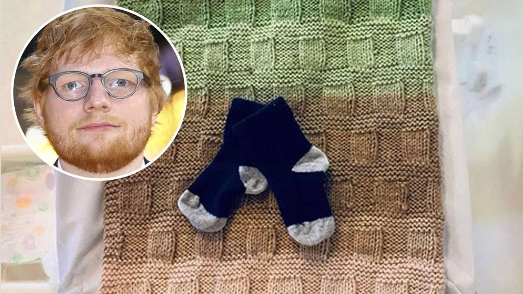 Das Baby von Ed Sheeran und seiner Frau Cherry Seaborn ist da