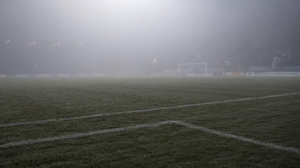 Winterthur gegen GC verschoben