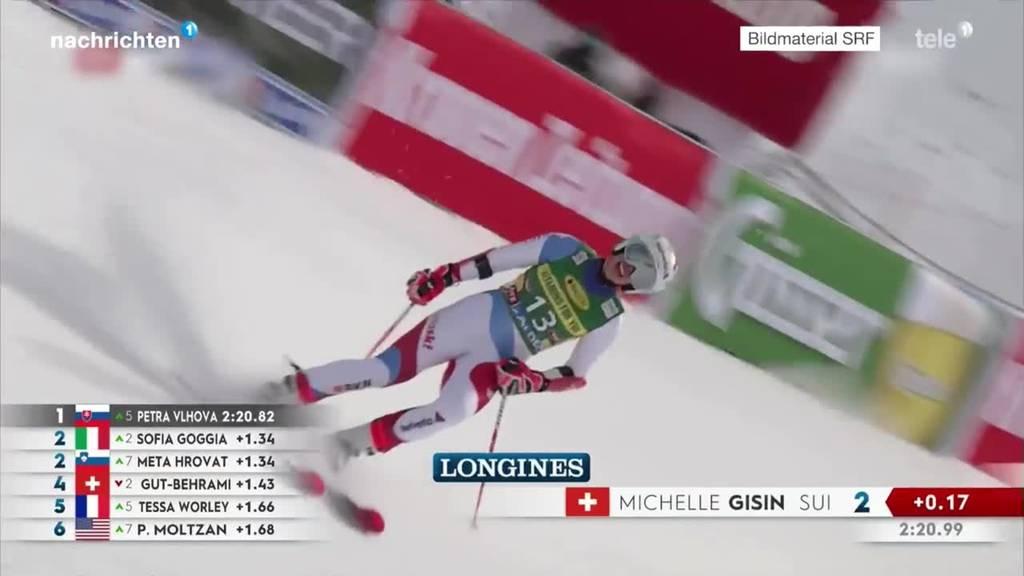 Start Ski-Weltcup der Frauen in Sölden