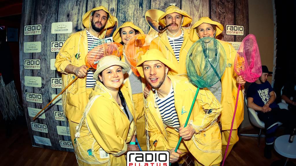 «Radio Confetti Fasnachts-Party»