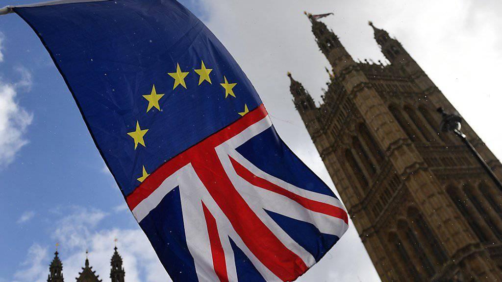 Der Brexit stösst britischen Finanzinstituten bitter auf. (Archivbild)