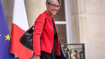 """Wird nach der """"Hummer-Affäre"""" in Frankreich neue Umweltministerin: die bisherige Verkehrsministerin Elisabeth Borne. (Archivbild)"""