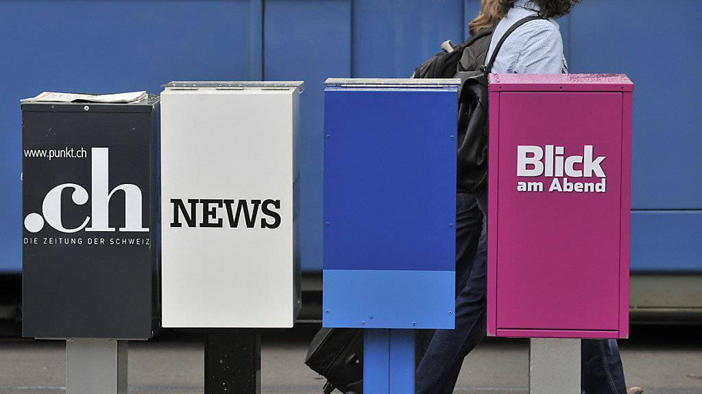 Noch eine Pendlerzeitung weniger: Ab kommender Woche bleibt auch die Zeitungsbox von «Blick am Abend» leer. Die gedruckte Ausgabe ist am Freitag mit dem Erscheinen der letzten Ausgabe eingestellt worden.