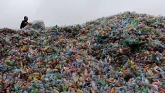 Seit Jahren ist China der weltgrösste Importeur von Müll. Damit soll nun Schluss sein.