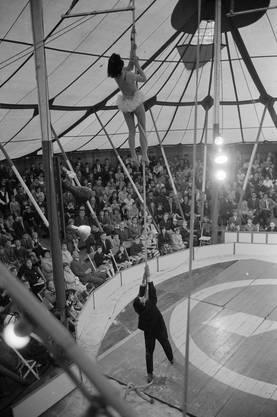 Ab Mitte des 19. Jahrhunderts reist die Familie Nock mit Arena und Zirkus durch das Land.