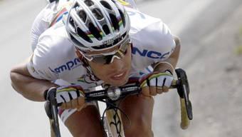 Alessandro Ballan musste nach Sturz im Training operiert werden