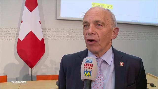 Ueli Maurer will USR III retten