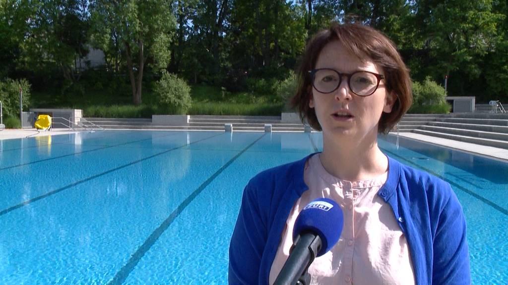 Strikte Auflagen für Badi-Öffnung am Montag