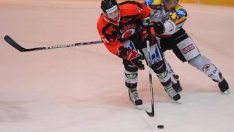 Verwertete den entscheidenden Penalty: Jann Falett (l.). Alexander Wagner/Archiv