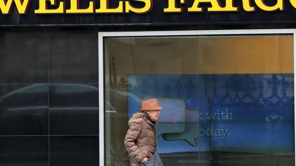 Wells Fargo hat Konten eröffnet von Kunden, die es nicht gibt. Das drückt nun auf den Gewinn. (Symbol)