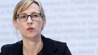 Isabella Eckerle, Leiterin des Zentrum für Viruserkrankungen am Universitätsspital Genf.