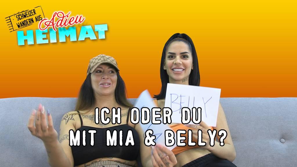 ICH oder DU - mit Mia und Belly