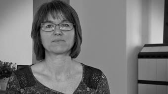 Kerstin Bertschi, Detailhandeslangestellte und Hausfrau, hat im Seetal Wurzeln geschlagen.