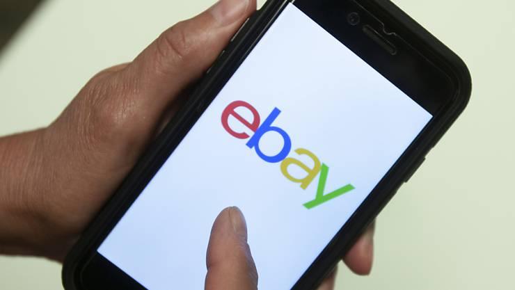 Das Online-Handelshaus Ebay hat am Donnerstag (Ortszeit) an die Börsianer erfreuliche Botschaften überbracht. (Archivbild)