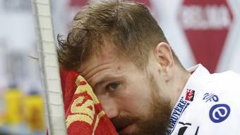 Andrej Bykow klagt noch immer über Kopfschmerzen