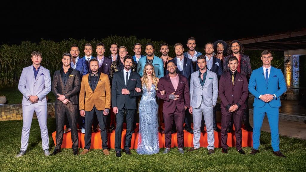 Diese 21 Single-Männer wollen Bachelorette Dina Rossis letzte Rose