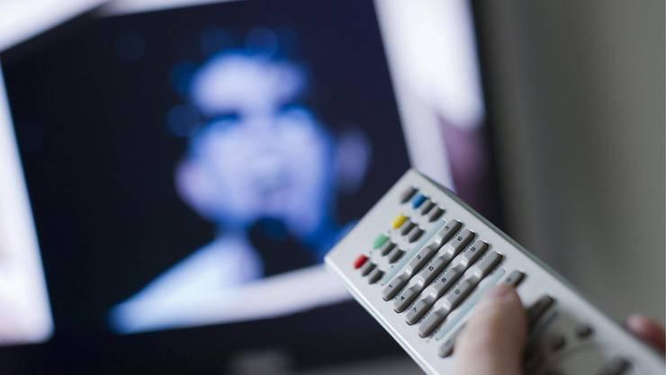 Fernsehen wird teurer (Symbolbild).