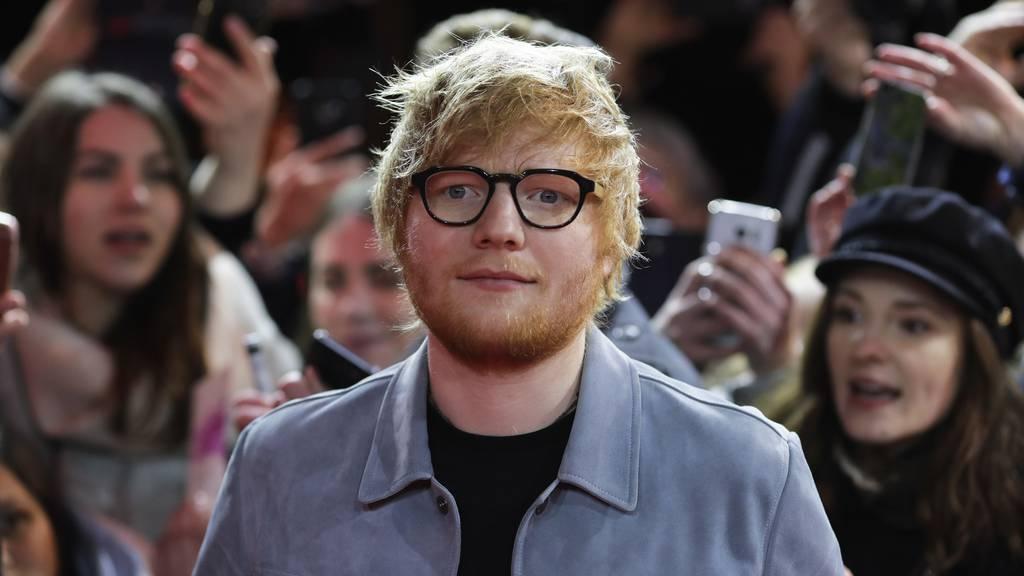 Ed Sheeran kündigt neue Musik an