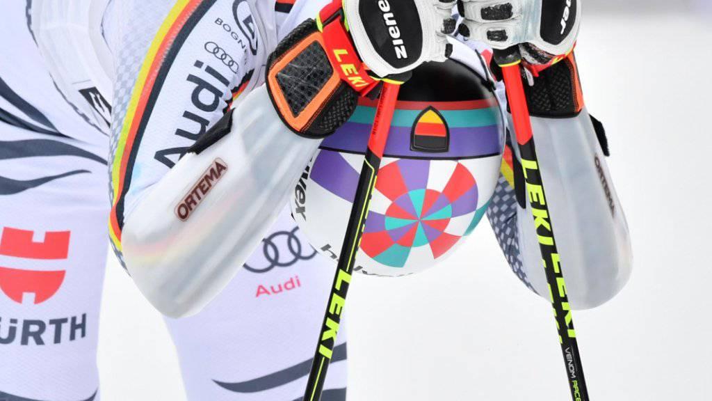 Enttäuschung für Stefan Luitz: Dem Deutschen wird der erste und bisher einzige Weltcupsieg in Beaver Creek aberkannt