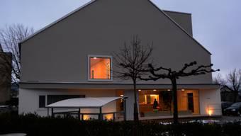 Gemeindehaus Gretzenbach: Der Stellenplan der Gemeindeverwaltung wurde aufgestockt.