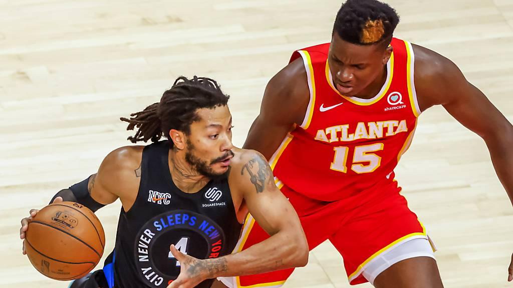 Atlanta noch einen Schritt vom Viertelfinal entfernt