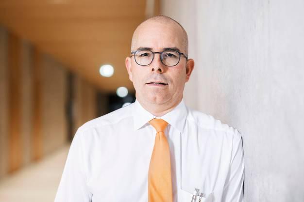 «Als Eigentümer investiere ich das im Unternehmen erwirtschaftete Geld lieber in neue unternehmerische Projekte», sagt der Sohn von Christoph Blocher.