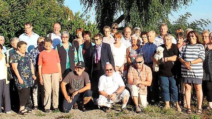 Gesellige Anlässe fördern den Zusammenhalt unter den 38 Dulliker Samariterinnen und Samaritern.