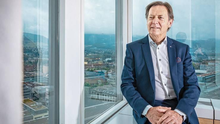 Ernst Werthmüller: «Die AEW ist bereit für die gänzliche Strommarktöffnung. Das darf ich auch als mittlerweile ehemaliger Präsident sagen.»