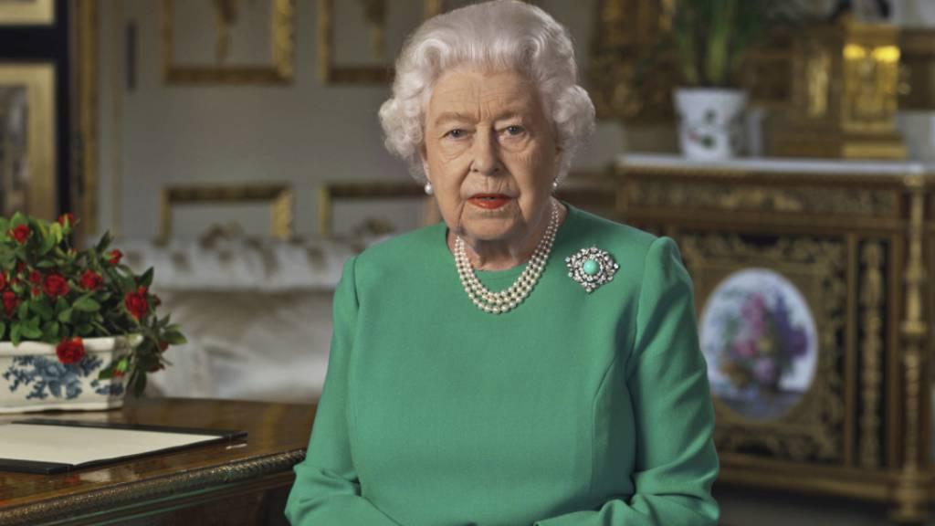 Osterbotschaft der Queen: Das Coronavirus wird uns nicht bezwingen