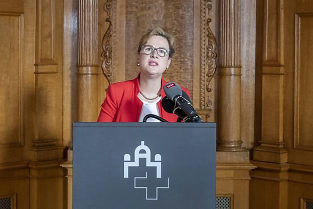 Die Präsidentin der nationalrätlichen Verkehrskommission, Edith Graf-Litscher, übt Kritik an der SBB-Spitze. Diese müsse ihre Aufgaben besser wahrnehmen, fordert sie. (Archivbild)