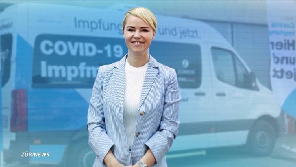 Natalie Rickli überrascht Politiker mit kontroverser Aussage zu Ungeimpften
