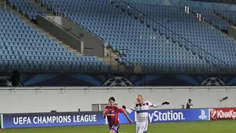 ZSKA Moskau muss wie gegen Bayern weiter auf Fans verzichten.