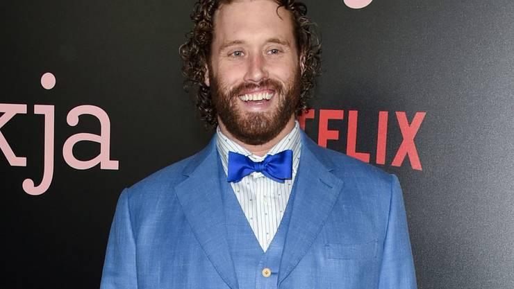 """Der """"Transformers""""-Schauspieler T.J. Miller soll im Suff einen falschen Bombenalarm abgesetzt haben. Nun drohen ihm bis zu fünf Jahre Kittchen. (Archivbild)"""