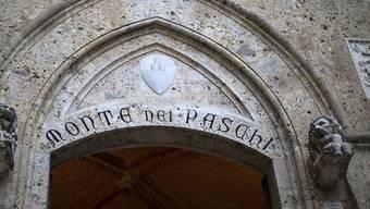 1472 gegründet und wohl bald verstaatlicht: Die italienische Bank Monte dei Paschi di Siena (BMPS) könnte vom Notfall-Dekret der Regierung profitieren. (Archivbild)
