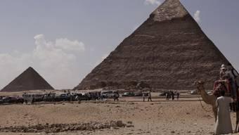 Pyramiden im ägyptischen Giseh (Symbolbild)