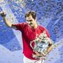 Roger Federer verzichtet nach seinem Turniersieg in Basel auf eine Teilnahme am Turnier in Paris-Bercy