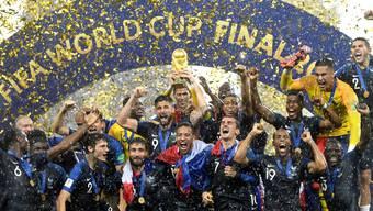 WM 2018: Siegerehrung